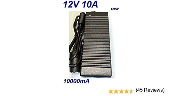 Cargador Coche Mechero 12V 10A 10000mA 120W vs Cable Alimentacion ...