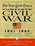 img - for The New York Times: Complete Civil War, 1861-1865 (Book & CD) book / textbook / text book