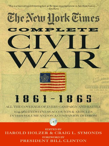 (The New York Times: Complete Civil War, 1861-1865 (Book & CD))