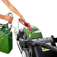 Elektrische Benzinpumpe Pumpe Dieselpumpe Unterdruckpumpe Pumpstation für Rasenmäher etc.