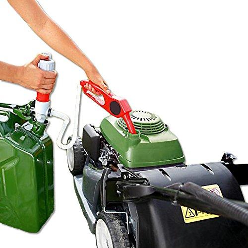 Elektrische Benzinpumpe Pumpe Dieselpumpe Unterdruckpumpe Pumpstation für Rasenmäher etc. BRAST