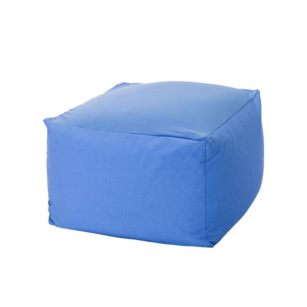 Kids Bean Bag Chair Mini Lounger Sofa 16.5x16.5x11.8 Novelty Gift Removable Cover Washable Yellow Vonsalor