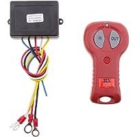 Baosity Car ATV SUV Wireless Winch Remote Control Kit Switch Handset Conversion Kit