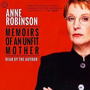 Memoirs of an Unfit Mother Audiobook