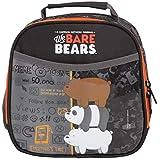 Lancheira Cooler com Porta-Lanche e Squeeze, DMW Bags, Ursos Sem Curso, 49142