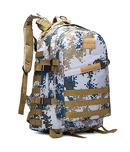 Haijunmicai Mochilas Mochila Bolsa Impermeable Libre Aire Military Broncearse Tactical Deporte Al IFFvawx
