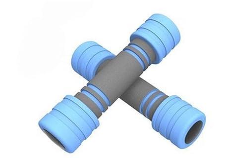 1KG Home Sports Ladies Foam Soft Dumbbells Thin Arm Dumbbell Set ...