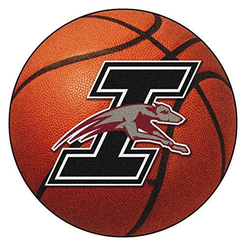 (FANMATS NCAA University of Indianapolis Greyhounds Nylon Face Basketball Rug )