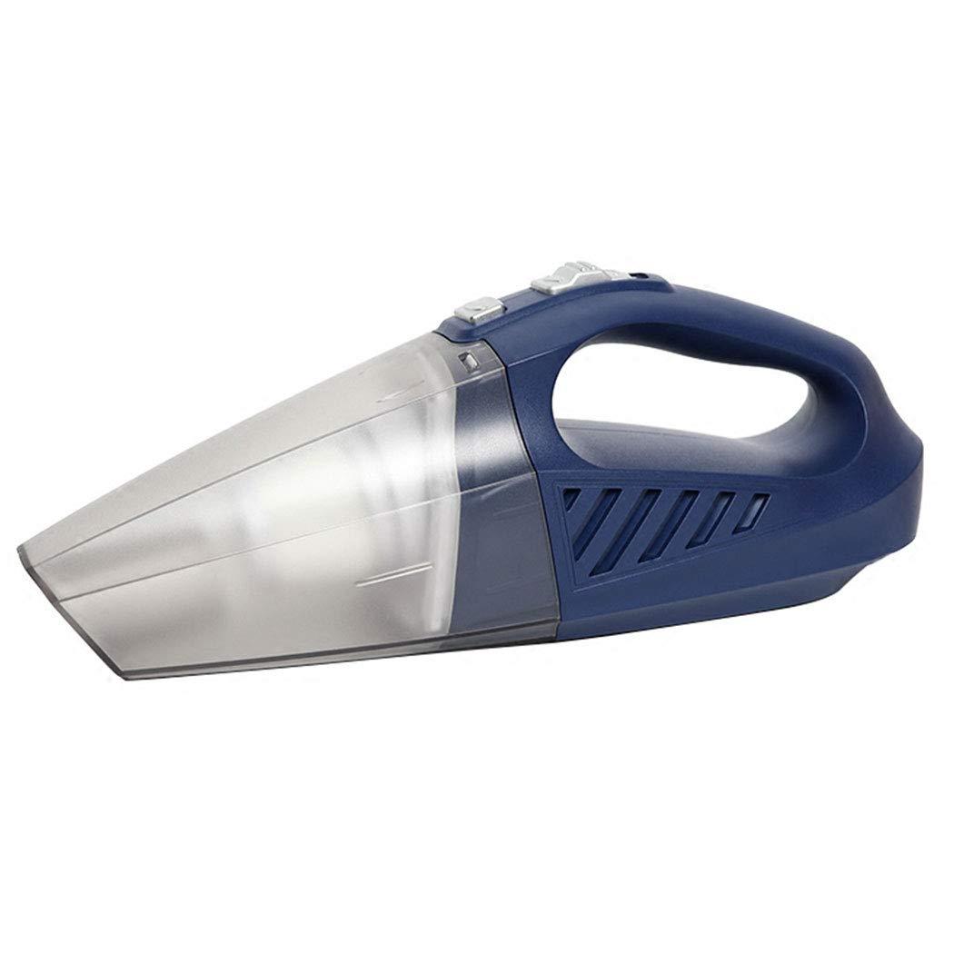 【おすすめ】 車の掃除機の車高電力の乾燥と濡れた車の家庭のデュアルユースハンドヘルド小型12V充電車の充電をクリーニング (色 : (色 青) 青) 青 青 B07L81X4Z6, クノヘグン:ee32aaac --- arianechie.dominiotemporario.com
