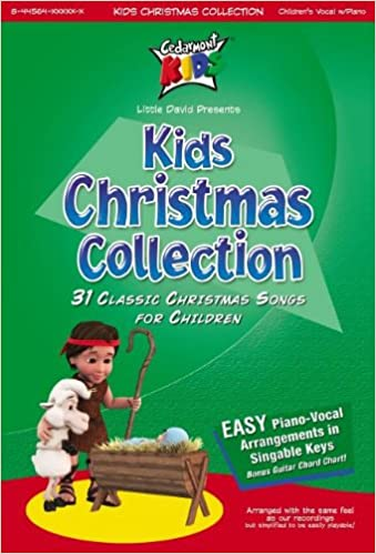 buy kids christmas collection 31 classic christmas songs for kids cedarmont kids classics book online at low prices in india kids christmas collection - Christmas Songs Classic