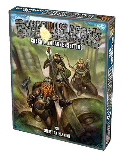Dungeonslayers – Caera Kampagnensetting