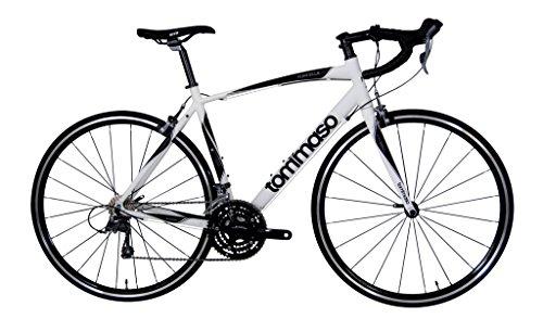 Tommaso Forcella Compact Aluminum Road Bike - Matte White - Small Tommaso