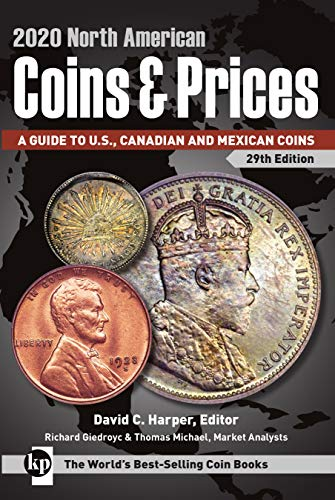 2020 North American Coins & Prices: A Guide to U.S., Canadian and Mexican Coins