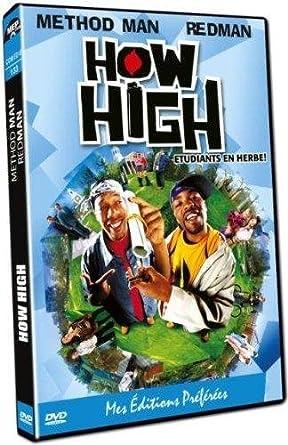 How high [FR Import]: Amazon.de: Man Method, Redman, Lark Voorhies ...