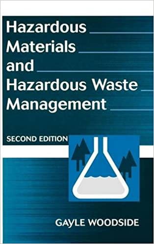 Hazardous Materials and Hazardous Waste Management