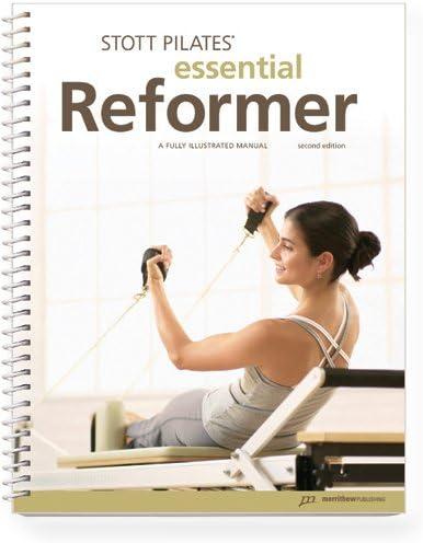 1553602064 Stott Pilates Essential Reformer Manual-2nd Edition 51DpwkT05TL