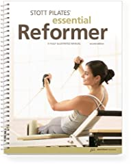 This manual offers a step-by-step description of each exercise in the Essential-level Reformer repertoire. Detailed photography illustrates more than 65 exercises, showing starting position and subsequent movement patterns. Over 95 modificati...