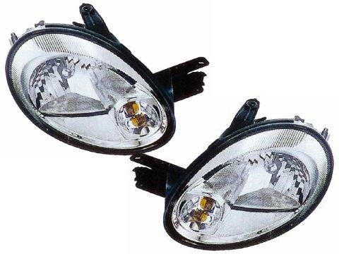 03 dodge neon headlights assembly - 3