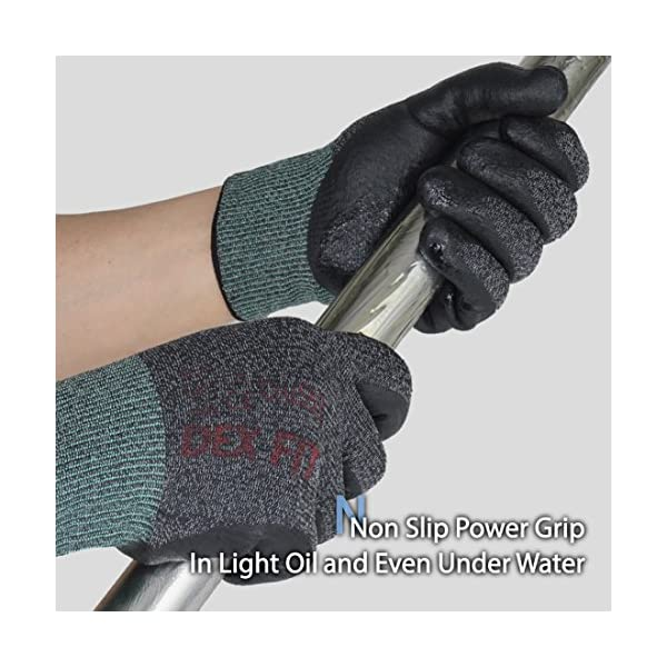 DEX FIT Work Gloves 3