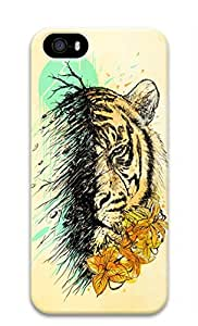 Cool Abstract Painting Art Custom Slim 3D Case For Sam Sung Galaxy S4 I9500 Cover