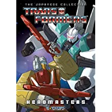 Transformers Japanese Collection: Headmasters (2011)