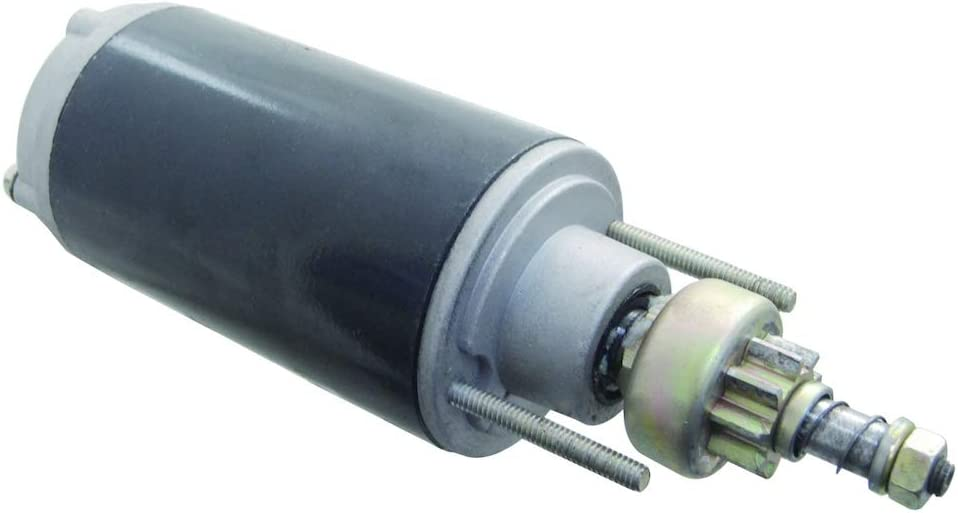NEW Starter Compatible With 1995-2000 Mercury & Force 120Hp Xr2 Sport Jet 90 95Xr 50-819968 50-819968-1 50-819968-2 50-8