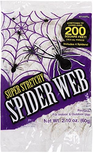 Kangaroo's Strechy Spider Web - 16 (Sticky Web)