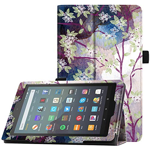 Famavala Folio Case Cover Compatible with 7