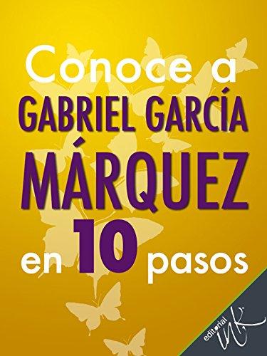 Conoce a Gabriel García Márquez en 10 pasos de Editorial Ink