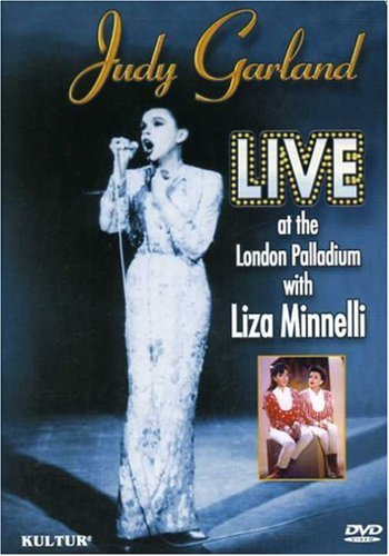 Judy Garland Live at the London Palladium with Liza Minnelli by Kulter