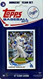 2013 Topps Los Angeles Dodgers Factory Sealed
