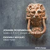 Rosenmuller: Sonate a 2, 3, 4 e 5 Stromenti / Da Arco & Altri