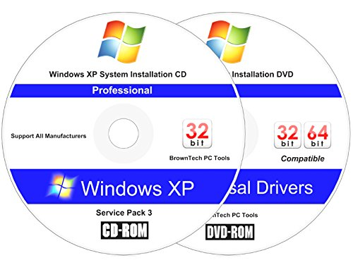 windows xp cd rom - 4