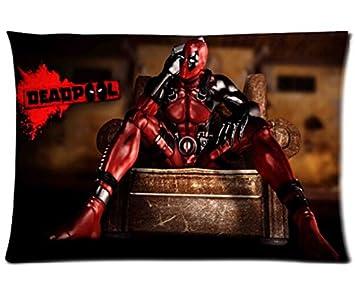 Daily Necessities Cool Deadpool Kissenbezüge Zwei 508 X 762 Cm