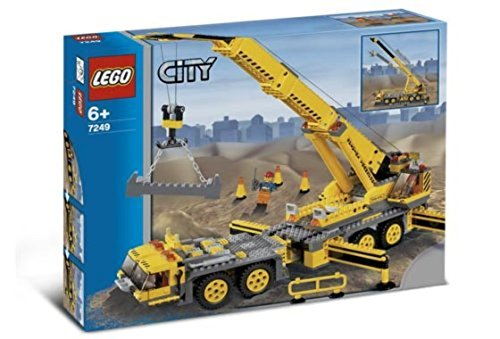 LEGO City 7249: XXL Mobile Crane
