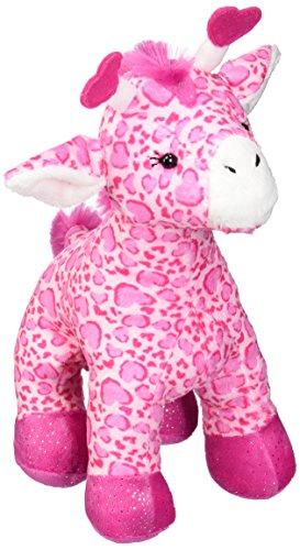 Webkinz Giraffe - Webkinz Love Giraffe Plush Toy Giraffe, 8.5
