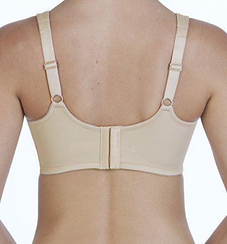 38ecbda4ec Bestform Cotton Comfort Soft Cup Bra US at Amazon Women s Clothing store