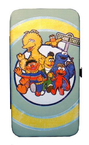 Sesame Street Vintage Hinged Wallet