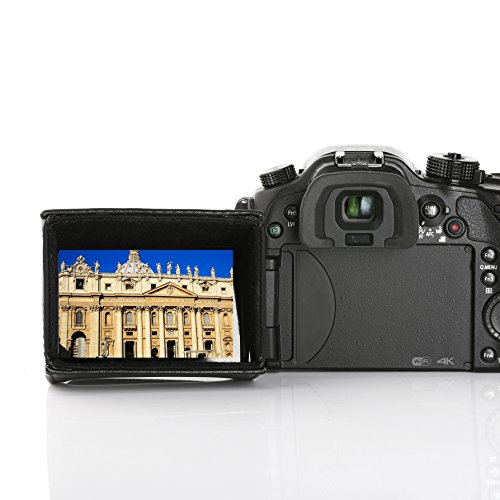 "Movo LH35 Deluxe LCD Hood Shade for Flip-Out DSLR Camera and Camcorder LCD's (for 3.1-3.5"" Screens) from Movo"
