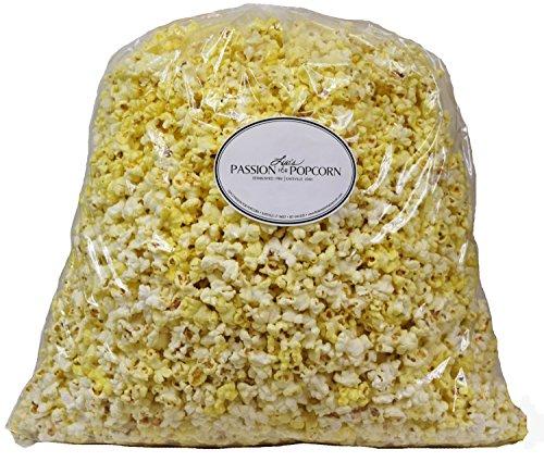 popped butter popcorn - 1