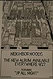 Blink 182 (22x14) Neighborhoods Poster Limited