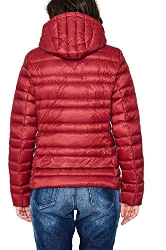 Dark Red Jacket Esprit 610 edc Red by Women's POqIaWyXt