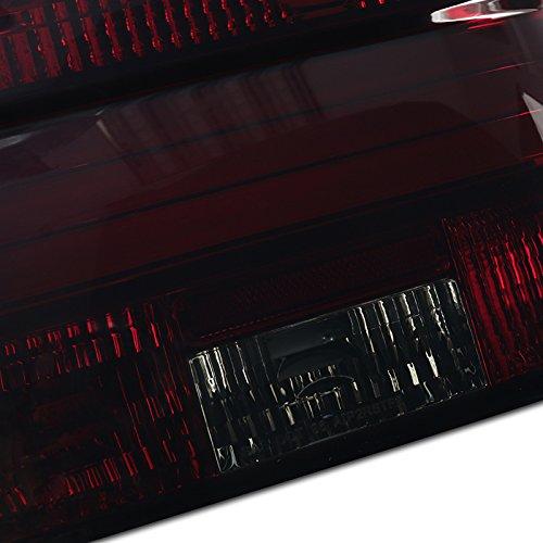 Spec-D Tuning LT-E3997RGLED-TM Smoke Tail Light Led