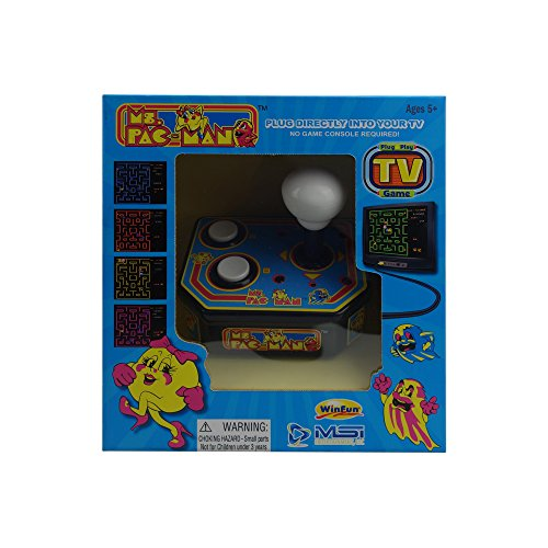 MSi Entertainment TV Arcade - Ms. Pacman Gaming System - Not Machine ()