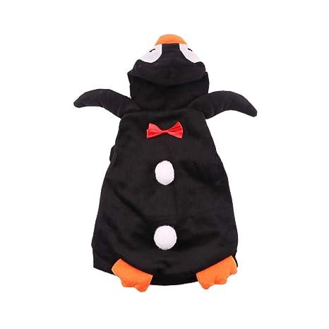 POPETPOP Perro Disfraz de pingüino Forma de Mascota Disfraz de ...