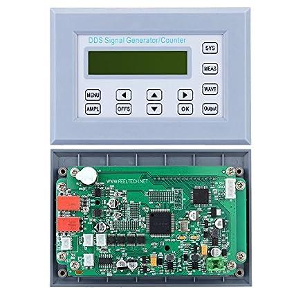 2MHz Dds function generador de señal contador de frecuencia barrido de onda cuadrada BNC TTL