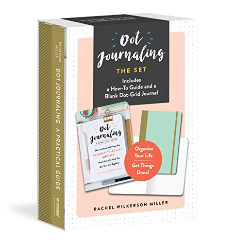 Dot JournalingThe Set: Includes a How-To Guide and a Blank Dot-Grid Journal