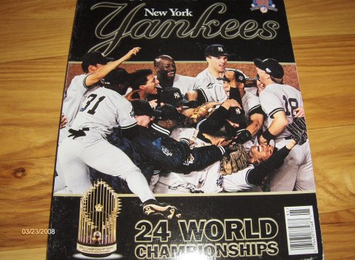 (The Official 1999 New York Yankees Team Yearbook )