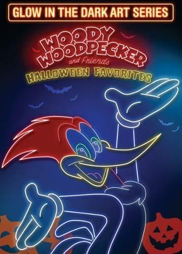 Favorite Halloween Movies (Woody Woodpecker and Friends Halloween)