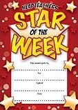 16 A6 Headteachers Star of The Week Certificates